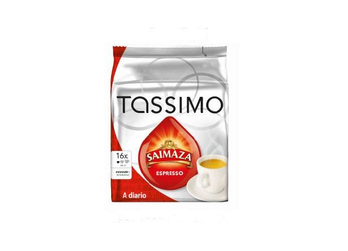 Tassimo Discs Saimaza 3 tazas