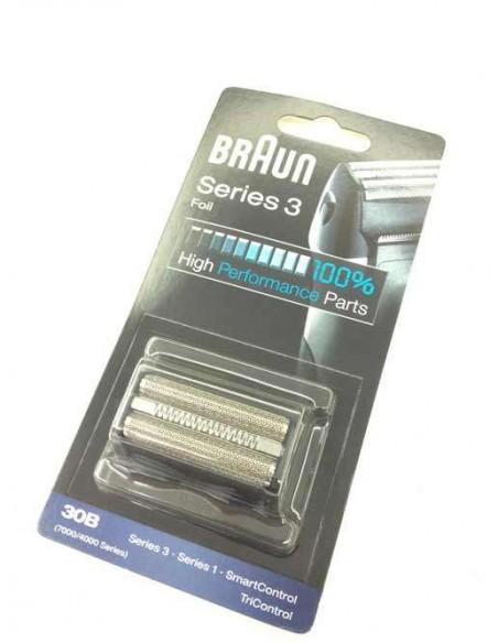 Imagen de Lamina maquinilla afeitar Braun 30B en Servimenaje