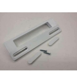 Universal handle door refrigerator