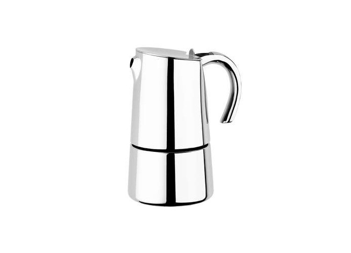 Coffee maker stainless steel induction Bra BELLA 2 cups