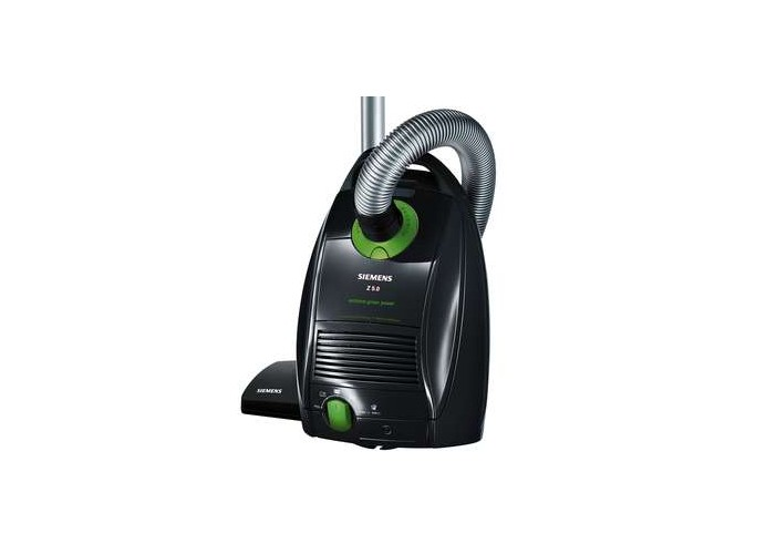 Siemens vacuum cleaner model VSZ5GPX2