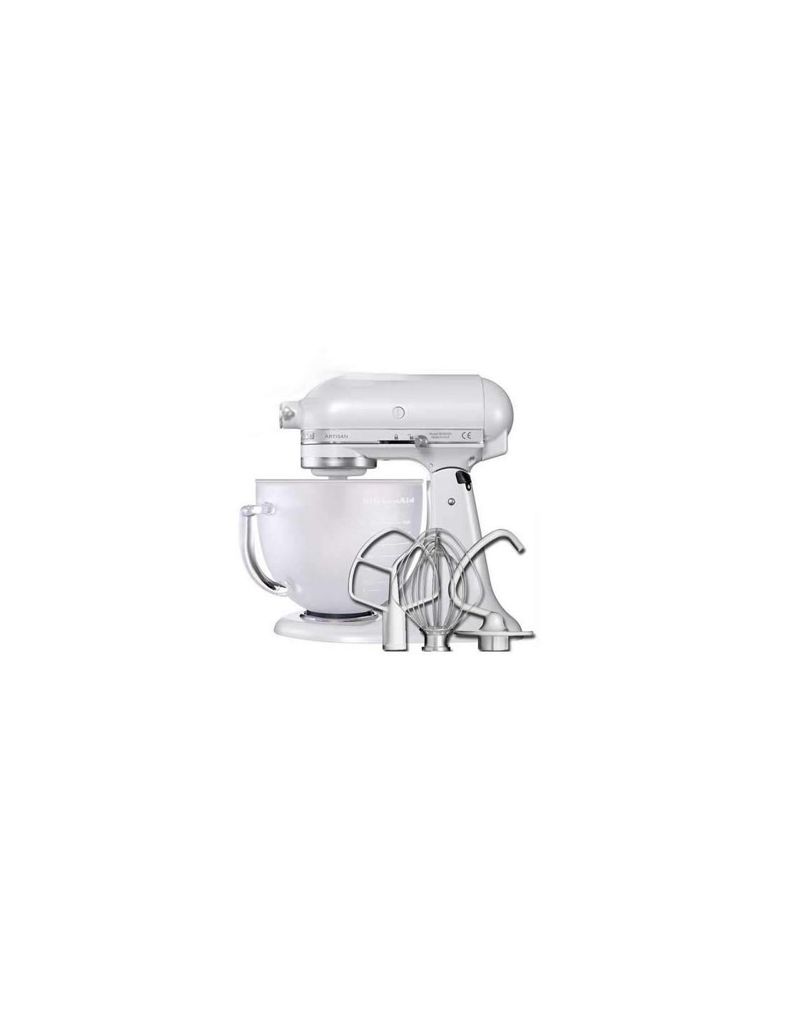 Robot de cocina kitchen aid artisan 5ksm156fp for Robot de cocina batidora