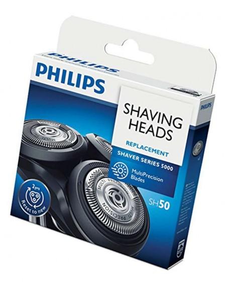 Recambio Ccabezales Philips SH50 afeitadora