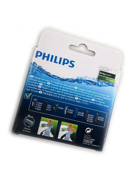 Cabezal depiladora Philips Bodygroom