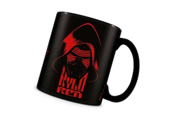 Taza Oficial Star Wars Kylo Ren
