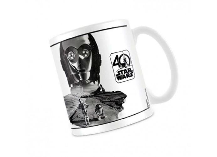 Taza Oficial Star Wars C3PO