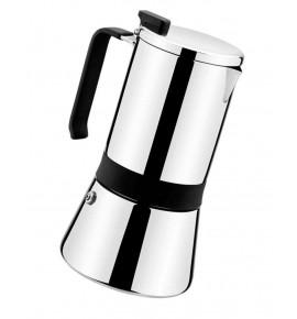Cafetera Acero Inox. Bra Aroma 10 Tazas