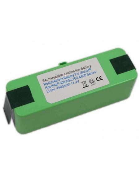 Imagen de Batería aspirador Roomba 4500mah recambio aspirador