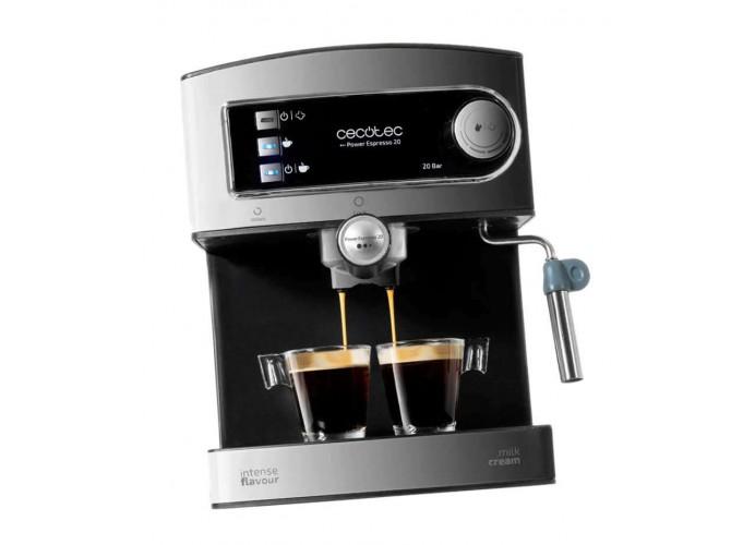 Cafetera Cecotec Power Espresso 20 bares