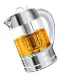 Hervidor de agua Cecotec ThermoSense 370 Clear