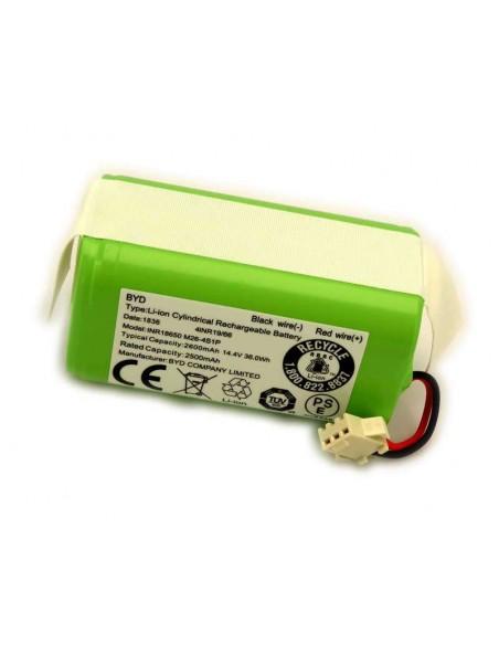 Battery Vacuum Cleaner Conga 1090