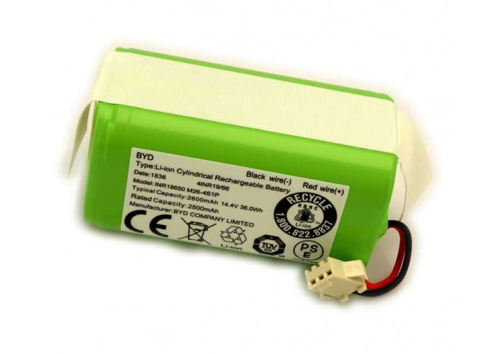 Batería Aspirador Conga 1190