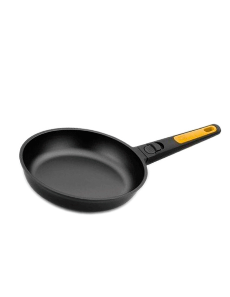 Non-Stick pan Bra FAST CLICK with removable Handle 20cm