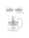 Taza Ceramica Juego de Tronos The North Remembers