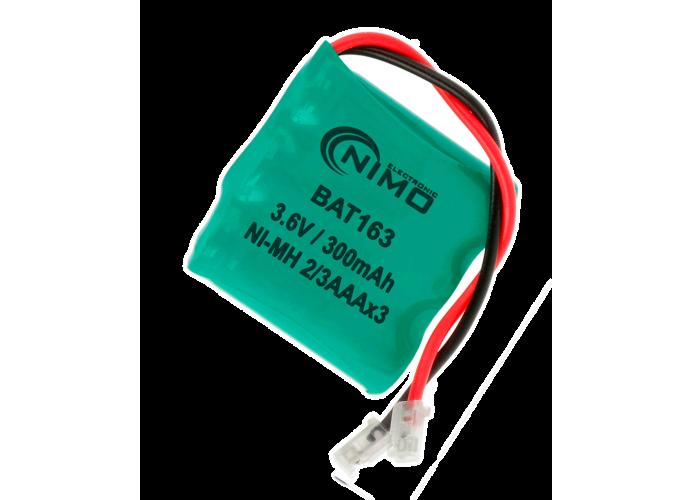 Baterías Teléfonos inalámbricos 3,6v 300mAh