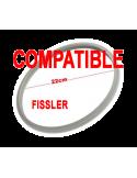 Junta Compatible olla Fissler 22cm
