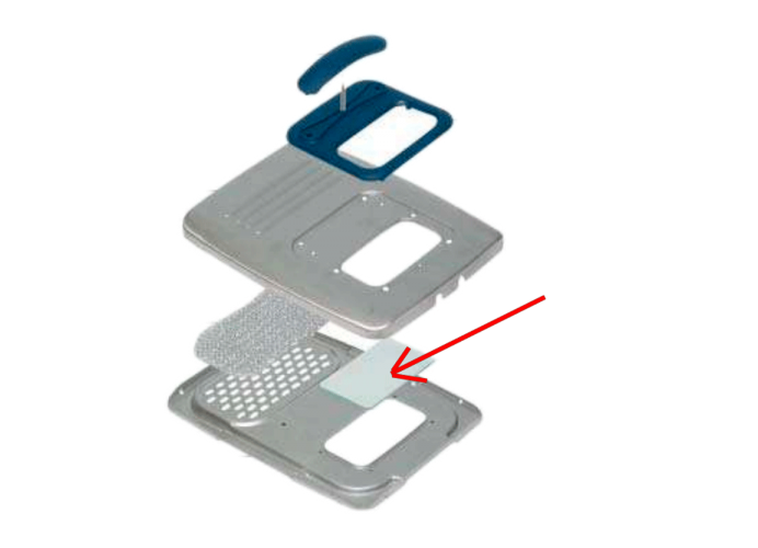 Filtro para Freidora Solac Ideal 4L