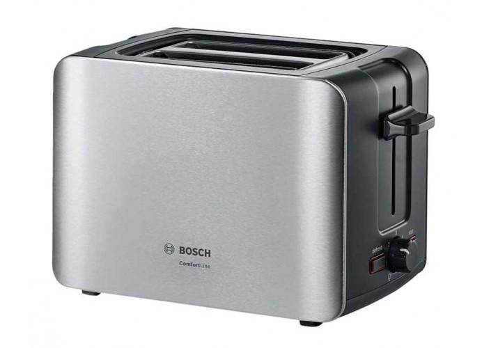 Tostador Bosch Compacto Inox TAT6A913