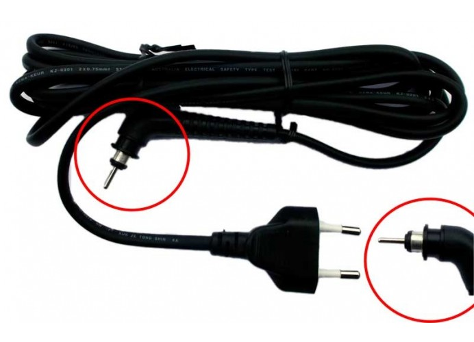 Cable red plancha pelo GHD tipo 1