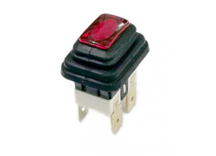 Interruptor con luz aspirador  Polti AS850