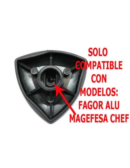Imagen de POMO MAGEFESA CHEFF 15/22L recambio olla express en