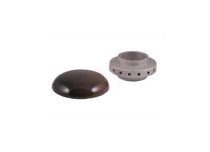 Quemador para cocinas de gas corona de aluminio 40mm