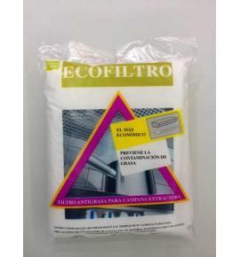 Filtro antigrasa para campana extractora. Universal
