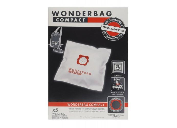 Bags Wonderbag Compact Rowenta x 5