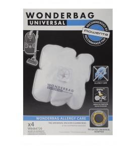 Bolsas Wonderbag Universal Allergy Care Rowenta x4