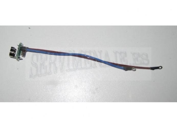 Conector red plancha pelo GHD tipo 1