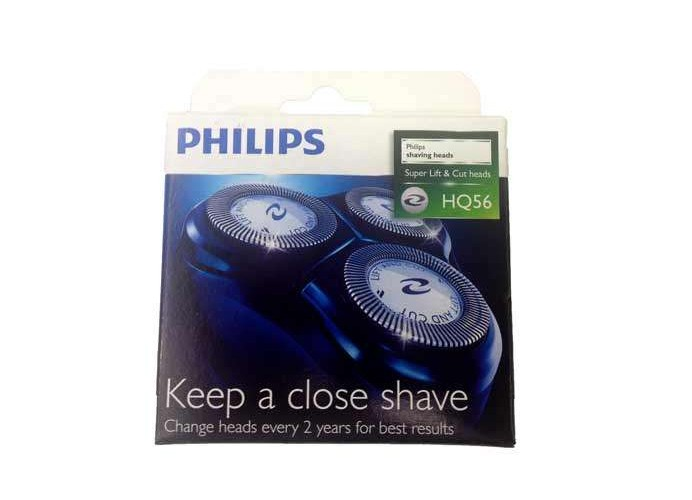 Set Cuchillas y cabezales maquinilla Philips HQ56