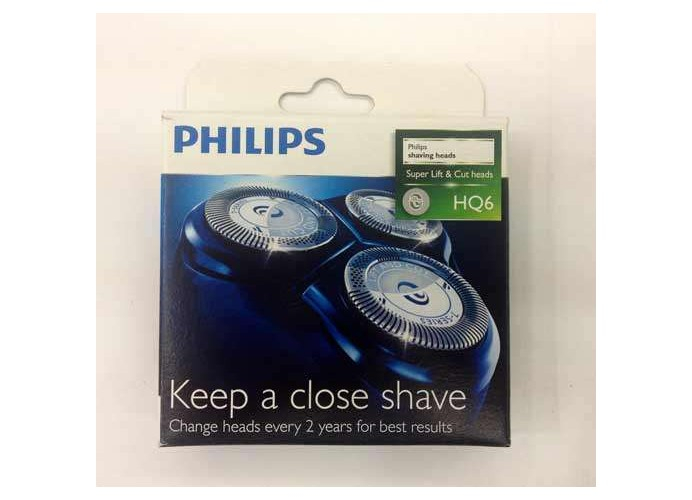 Set Cuchillas y cabezales maquinilla Philips HQ6