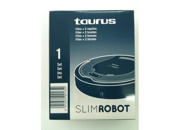 Set Filter+Brush robot Taurus Slimrobot