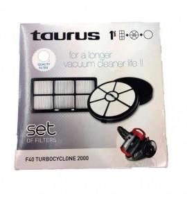 Recambio filtro HEPA aspirador Taurus Turbocyclone 2000