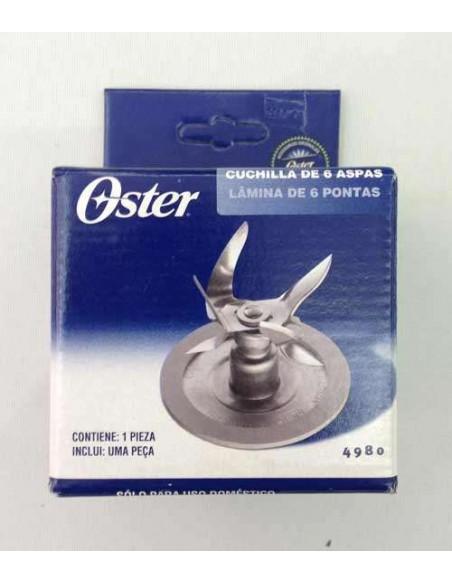 Imagen de Repuesto cuchillas 6 puntas batidora Oster recambio