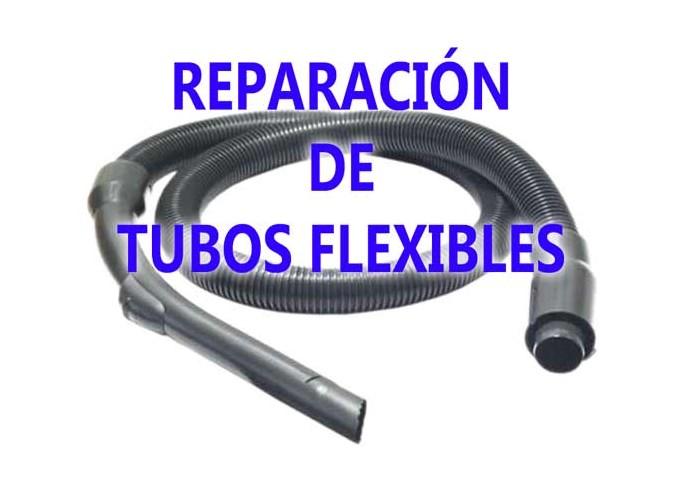 Reparación de tubo flexible para Aspirador