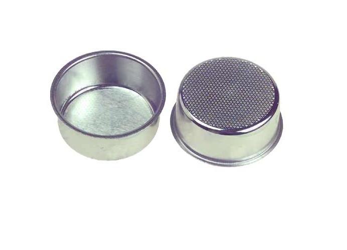 Filtern Sie zwei Tassen Kaffeemaschine Express