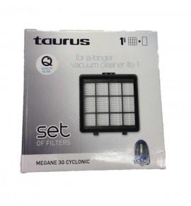 Imagen de Recambio filtros aspirador Taurus Megane 3G Cyclonic