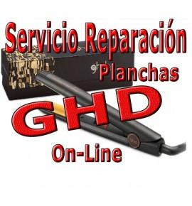 Imagen de Servicio Reparación planchas de pelo GHD recambio GHD