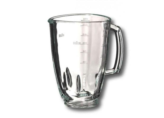 Recambio de Jarra de vidrio para Batidora de Vaso Braun Multiquick