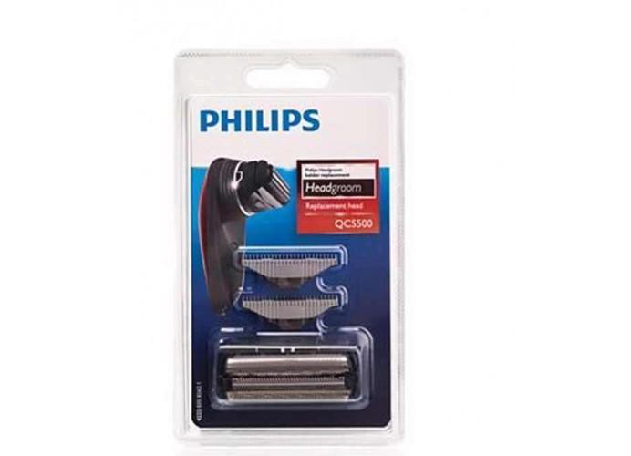 Cabezales maquina afeitadora Philips QC5500
