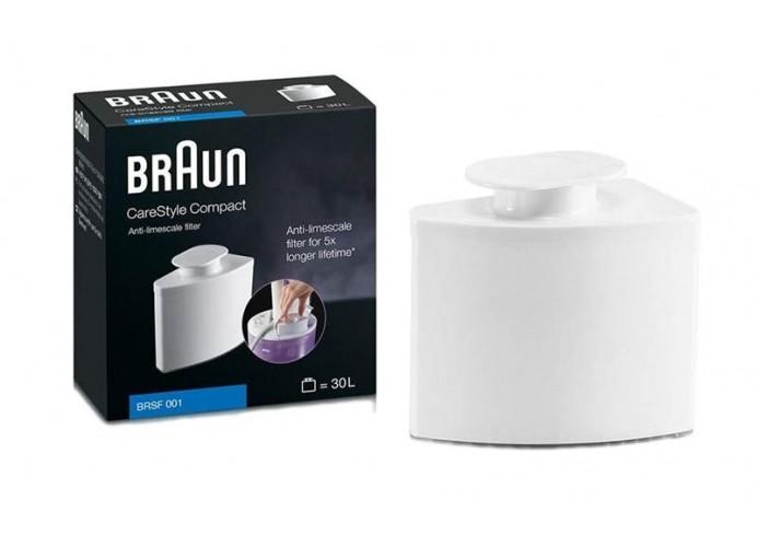 Filtro Agua Centro Planchado BRAUN CareStyle Compact