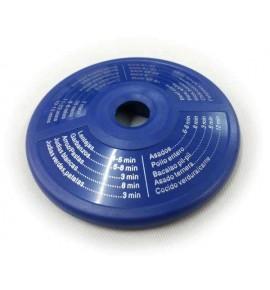 Disco Cocción Duromatic Azul