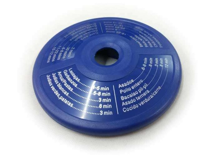 Disk cooking Duromatic blue