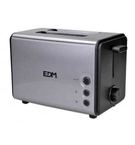 Toaster EDM Two Slots, cool-Touch 850w 07704