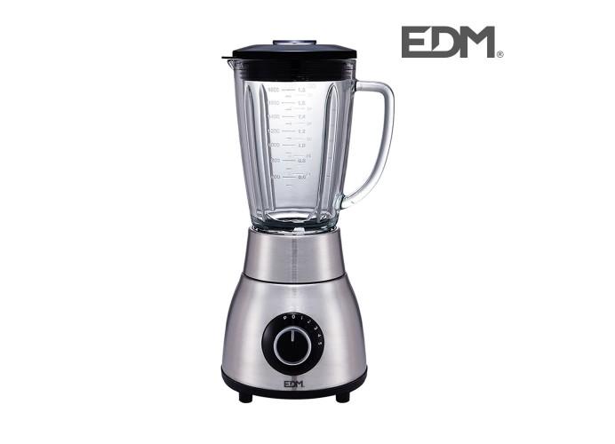 Marketplace- Batidora de Vaso cristal EDM 550 Watios