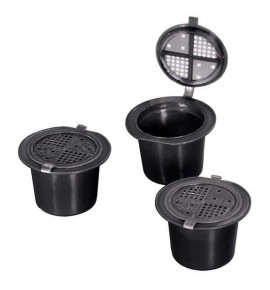 Capsules rechargeables Nespresso