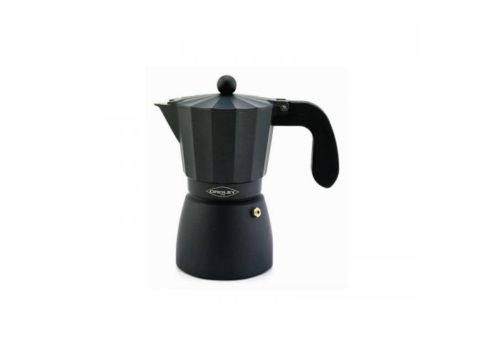 Imagen de Cafetera Aluminio para Inducción 6 Tazas OROLEY en