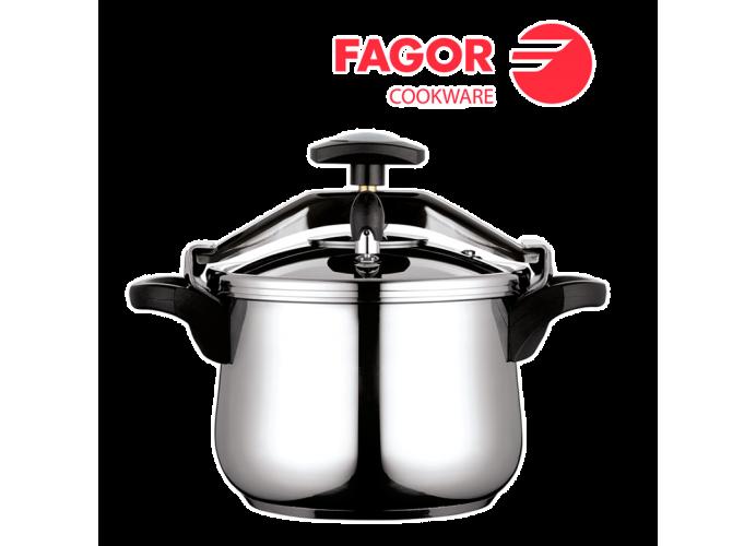 Olla a presión Fagor Cookware bombeada 10 litros