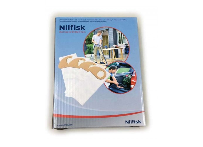 Original bags for vacuum cleaner Nilfisk Buddy